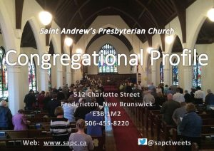 View Congregational Profile